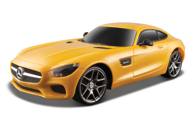 Maisto: Tech: 1:24 RC Vehicle - Mercedes-Amg GT