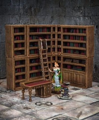 TerrainCrate: Library image
