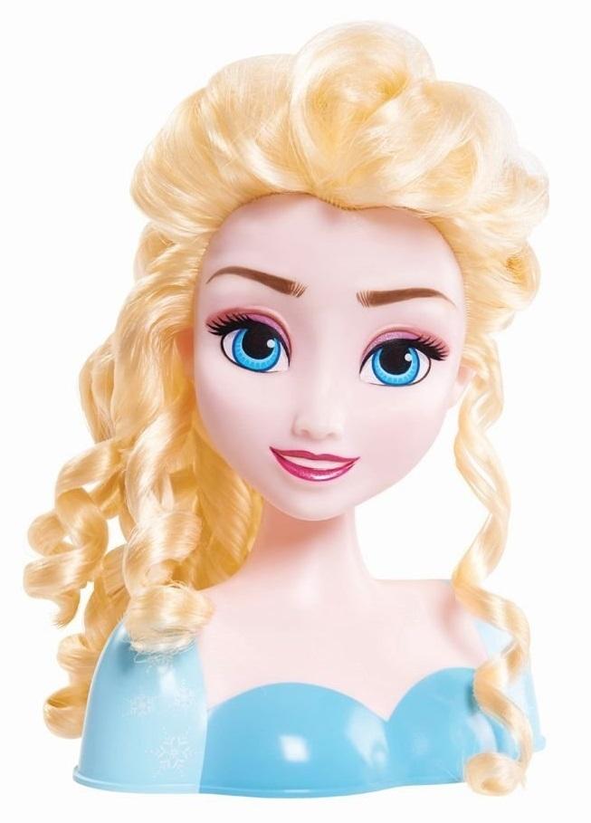 Disney: Princess Styling Head - Elsa image