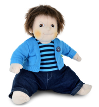 "Rubens Barn: Original Emil - 19"" Plush Doll"