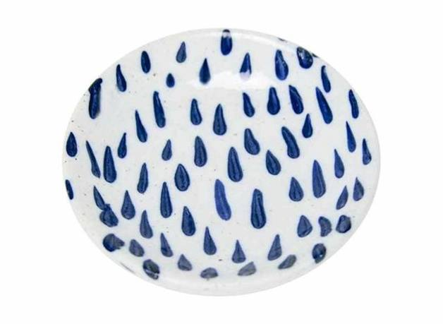 Annabel Trends Jewellery Dish - Blue