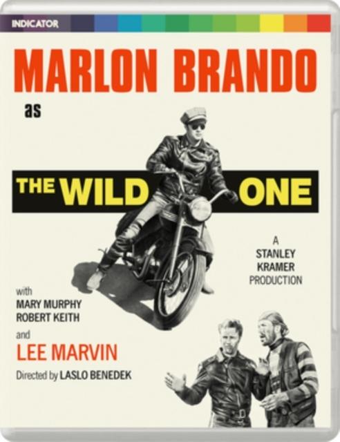 The Wild One on DVD, Blu-ray