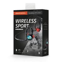 Plantronics: BackBeat Fit 2100 Wireless Sports Earphones - Black image