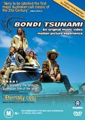 Bondi Tsunami on DVD