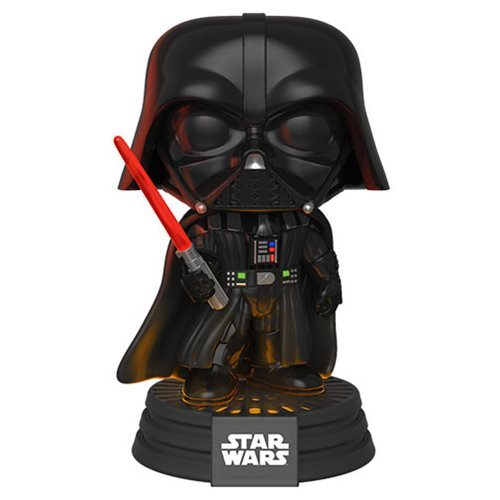 Star Wars - Darth Vader (Light-Up & Sound Ver.) Pop! Vinyl Figure