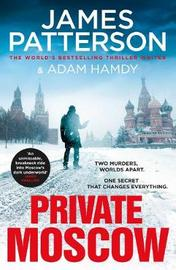 Private Moscow by James Patterson image