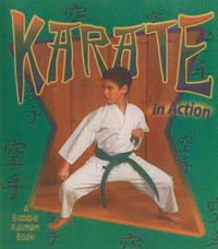 Karate in Action by Kelley MacAulay image