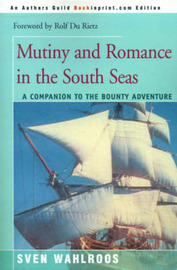 Mutiny and Romance in the South Seas by Sven Wahlroos image