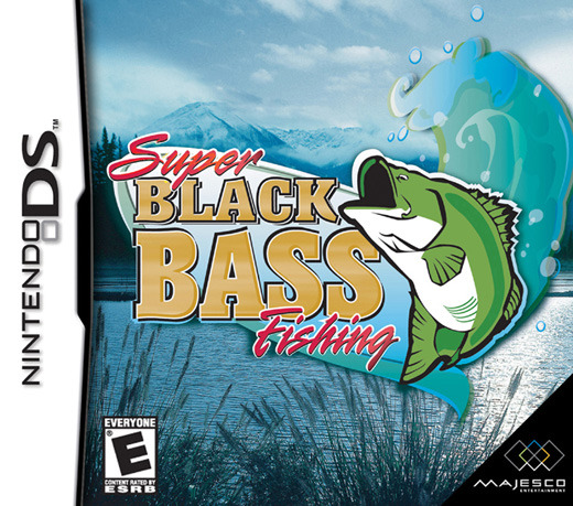 Super Black Bass Fishing for Nintendo DS
