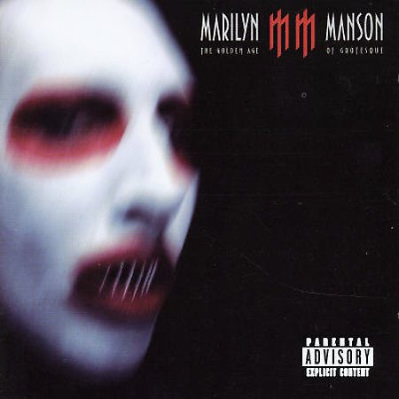 Golden Age Of Grotesque by Marilyn Manson