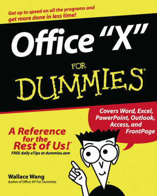 Microsoft Office 2003 For Dummies by Wallace Wang