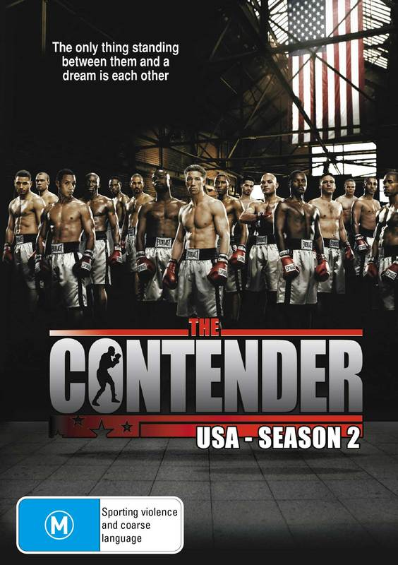 The Contender Season 2 Dvd Dvd Buy Now At Mighty Ape Nz The Contender