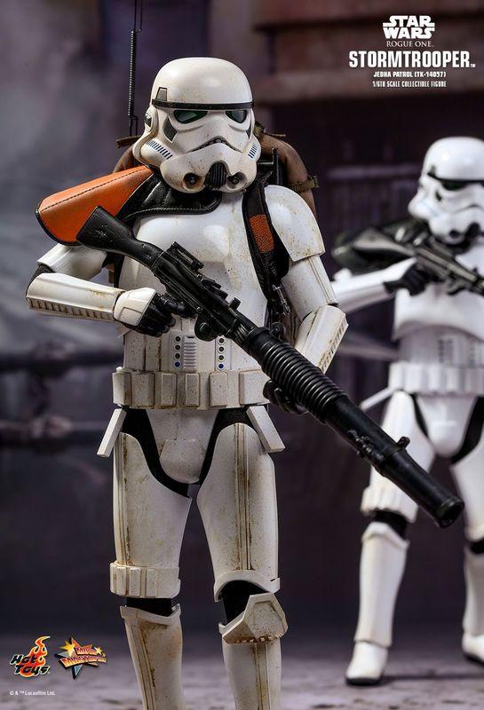 "Star Wars: Rogue One - Jedha Patrol (Tk-14057) 12"" Figure"
