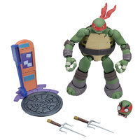 TMNT Revoltech: Raphael - Articulated Figure image