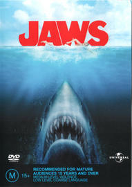 Jaws - Special Edition on DVD image