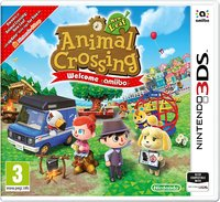 Animal Crossing: New Leaf - Welcome amiibo for Nintendo 3DS