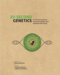 30-Second Genetics by Jonathan Weitzman
