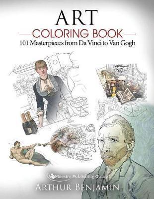 Art Coloring Book by Arthur Benjamin