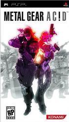 Metal Gear Acid for PSP