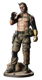 1/6 Metal Gear Solid V The Phantom Pain: Venom Snake Statue - Play Demo Ver.