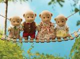 Sylvanian Families: Monkey Family