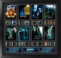 FilmCells: Montage Frame - Harry Potter (Film Series - US)