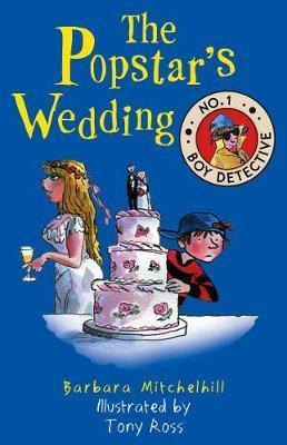 The Popstar's Wedding by Barbara Mitchelhill image