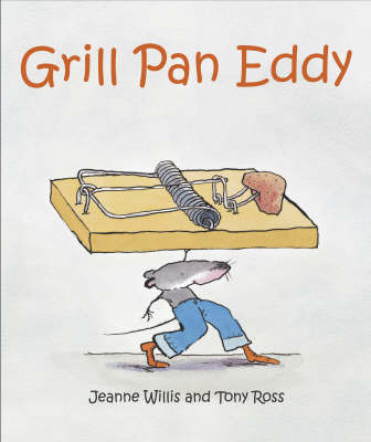 Grill Pan Eddy by Jeanne Willis image