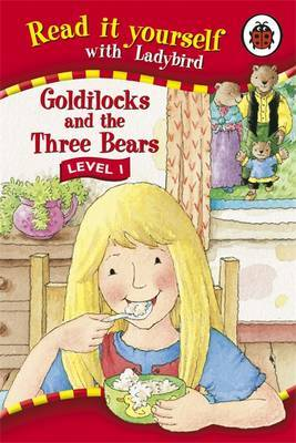 Goldilocks and the Three Bears by Ladybird image