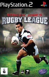 Stacey Jones Rugby League for PlayStation 2