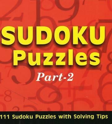 Soduku Puzzles: Part 2 by B Jain Publishing image
