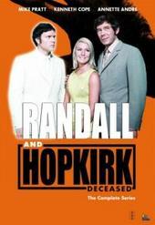 Randall & Hopkirk  - Complete Series (7 Disc Set) on DVD