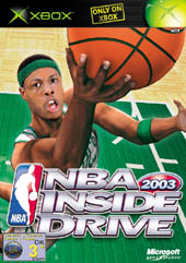 NBA Inside Drive 2003 for Xbox