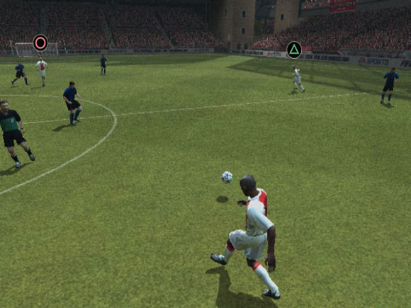 FIFA 2004 screenshot