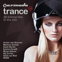Armada Trance 14 (2CD) by Various image