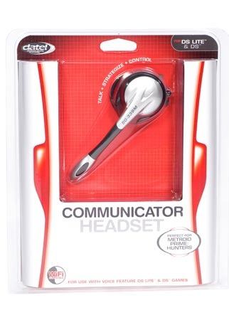 Datel Communicator Headset for Nintendo DS