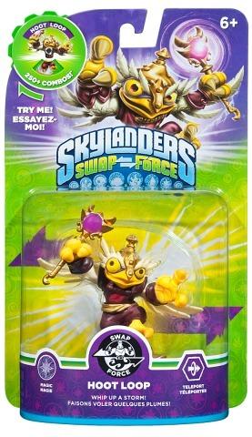 Skylanders Swap Force Hoot Loop Buy Now At Mighty Ape Nz