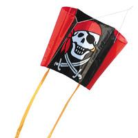 HQ Kites: Pocket Sled Single Line Kite - Jolly Roger