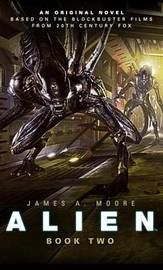 Alien - Sea of Sorrows (Book 2) by James A Moore