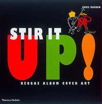 Stir It Up: Reggae Album Cover Art by Chris Morrow image