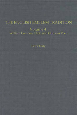 The English Emblem Tradition image