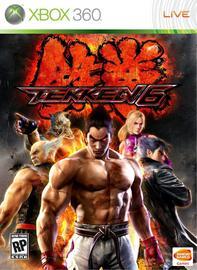 Tekken 6 (Classics) for Xbox 360 image