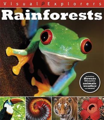 Visual Explorers: Rainforests by Paul Calver image