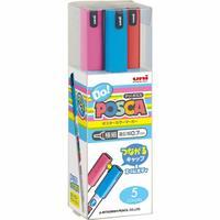 Do! POSCA Standard Color 5 Color Set