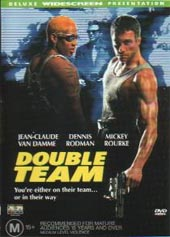 Double Team on DVD
