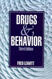 Drugs and Behavior by Fred Leavitt image