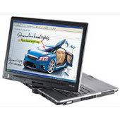 "Asustek R1F Tablet Core2 Duo T5600 1.83G 1G RAM 100G  13.3"""