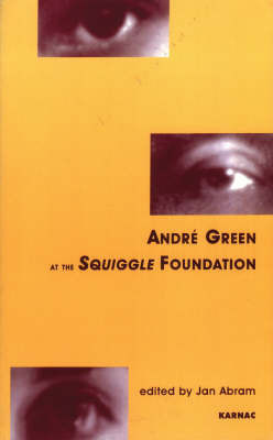 Andre Green at the Squiggle Foundation by Andre Green