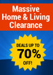 Home & Living Clearance!