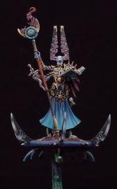 Warhammer Everchosen: Gaunt Summoner of Tzeentch